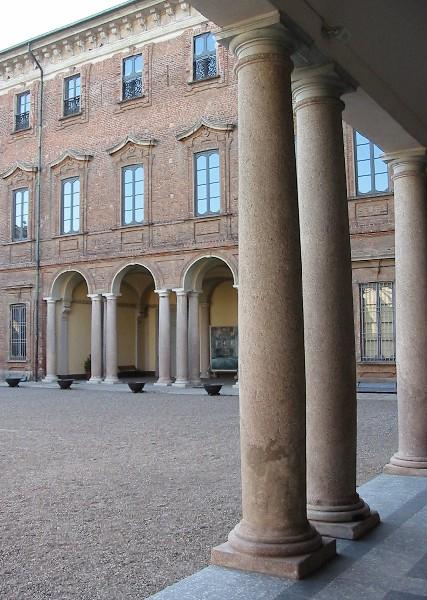 Associazione amici di villa litta di lainate i palazzi for Piani di palazzi contemporanei